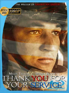 Thank You for Your Service (2017)HD [1080p] Latino [GoogleDrive] SilvestreHD