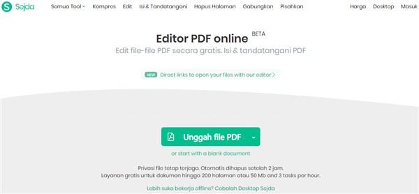 editor pdf online yang mudah digunakan