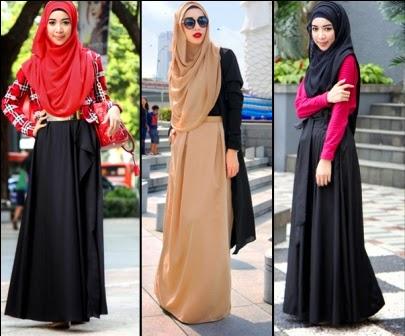 Busana Muslim Modern Syari