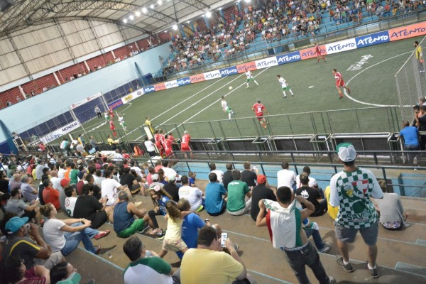 Imagens do jogo Palmeiras 11 x 2 Barretos