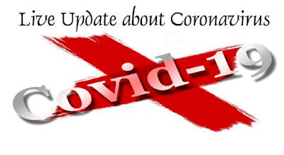 Coronavirus - Worldwide Status Live Updates