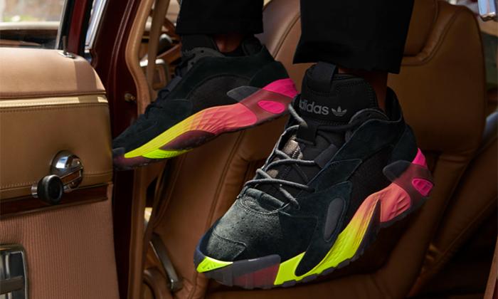 su Continente Montón de  Macho Moda - Blog de Moda Masculina: ADIDAS STREETBALL: O Novo Sneaker da  marca inspirado nos anos 90