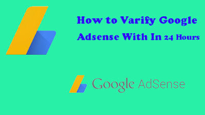 How to approve Google AdSense