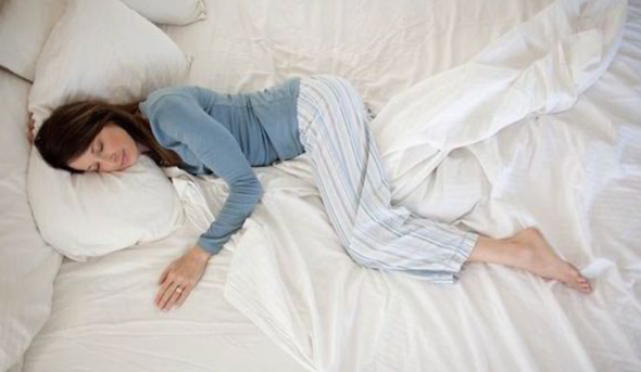 pozitia in care dormim ne poate afecta sanatatea