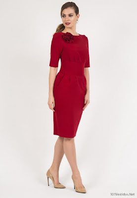 Vestidos Rojos de Gala