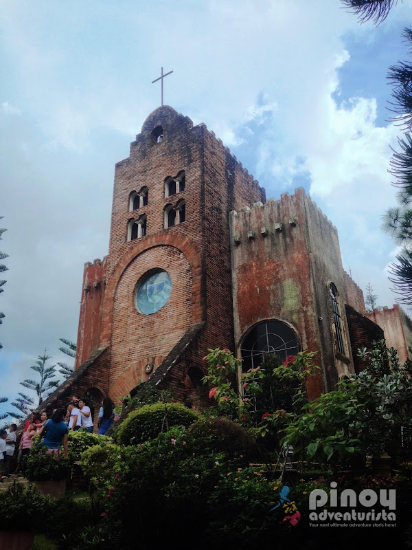 Visit the nearby Caleruega Church