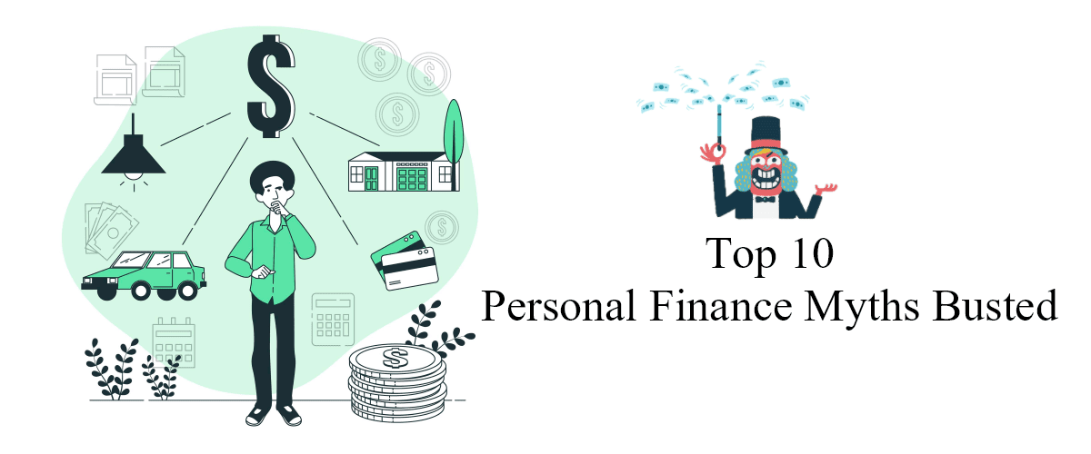 10 Personal Finance Myths Busted - Moniedism