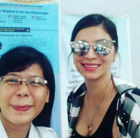 Angel Locsin Flies Back to Manila After The Three-Day Audition of PGT6 Has Ended!