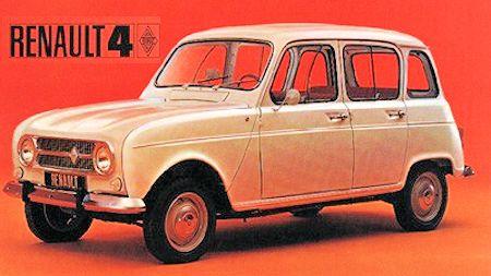 club5a voiture de l gende la renault 4 la vie est plus belle en 4. Black Bedroom Furniture Sets. Home Design Ideas