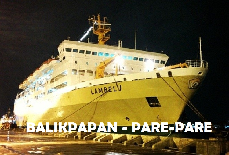 Jadwal Kapal Pelni Balikpapan Pare Pare Bulan Maret 2020 Jadwal Kapal Pelni
