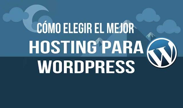 El mejor y seguro alojamiento de WordPress