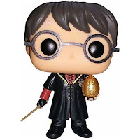 Funko Pop! Harry Potter Tri-Wizard Uniform with Egg