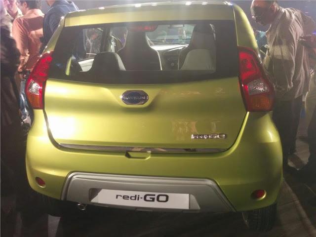 Datsun Redi Go Diluncurkan, Harganya Dimulai Rp 47 Jutaan ...