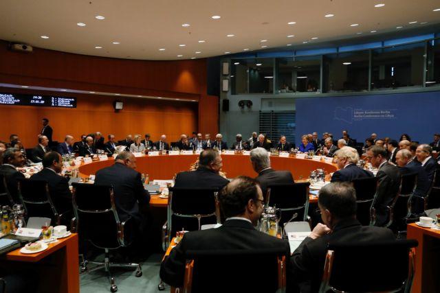 Απούσα η Ελλάδα και από τη νέα Διάσκεψη για τη Λιβύη