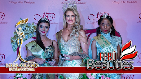 Belinde Bella Schreuder es Miss Grand South Africa 2019
