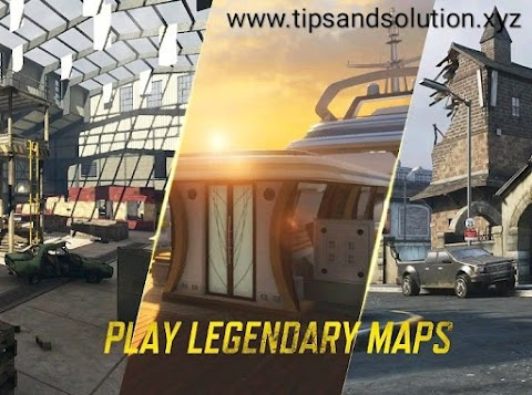 Call of Duty Mobile Latest 1.0.4 Apk + Data Download