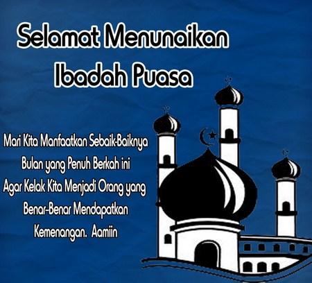Contoh Amalan Ibadah di Bulan Ramadhan