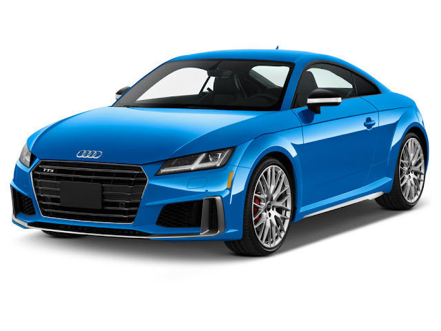 2020 Audi TT Review