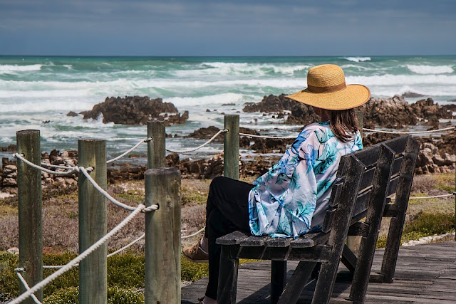 Image: Woman Sitting by the Seaside, by Steve Buissinne on Pixabay