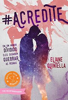 Resenha: #Acredite - Eliane Quintella
