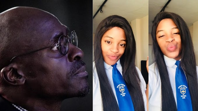 Forensic report - Malusi Gigaba's phone was not hacked, he sent the video to a teenager 'Cindy Makhathini' himself.