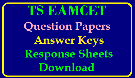 TS EAMCET 2019 Initial /Preliminary Key Download TS EAMCET Answer Key 2019 expected to release today after 7pm at eamcet.tsche.ac.in, check updates here | TS EAMCET 2019 Answer Key: Preliminary Keys expected to be released soon on eamcet.tsche.ac.in | TS EAMCET Answer Key 2019 | TS EAMCET 2019 Answer Key| Telangana EAMCET Answer Keys/2019/05/telangana-TS-EAMCET-2019-Initial-preliminary-answer-keys-response-sheets-download-eamcet.tsche.ac.in..html