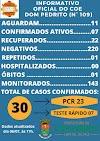 Militar e idosa de 89 anos são os novos casos de Covid-19 registrados em Dom Pedrito