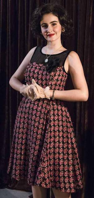 Hebe (Valentina Herszage) anos 50