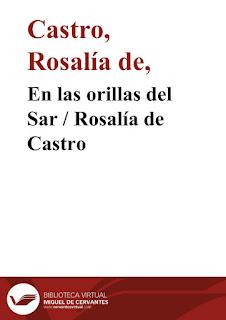 Reseña | En las orillas del Sar, de Rosalía de Castro
