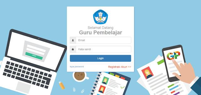 Login SIM PKB / Guru Pembelajaran Online Tahun 2017
