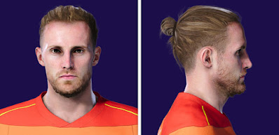 PES 2021 Faces Ralf Fährmann by Volun