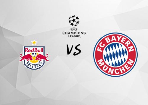 Salzburgo vs Bayern München  Resumen y Partido Completo