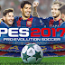 Latest PES 17 Apk And Data Download For Android Version 4.0 Up.