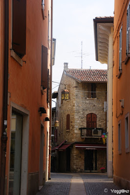 Centro storico della città