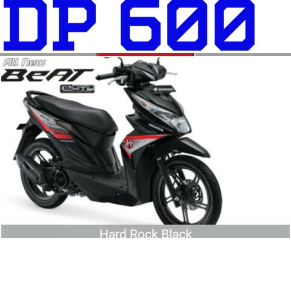 Brosur Kredit Motor Honda Beat Esp Terbaru November 2017 All New Sporty Cw Dance White Sragen 2018 Bandung Dan Cimahi