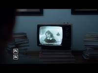 How to Create a Real CRT Monitor Replacement in After Effects
