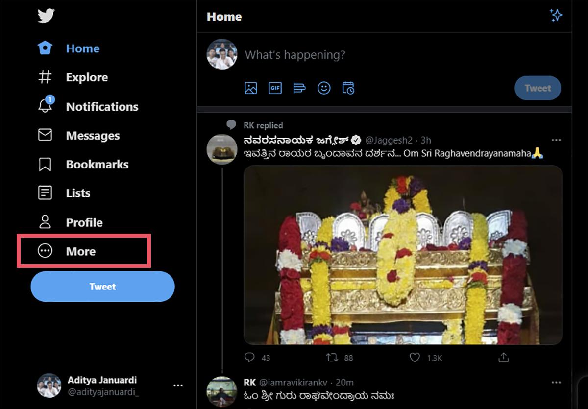 Cara Membuat Akun Twitter Menjadi Private