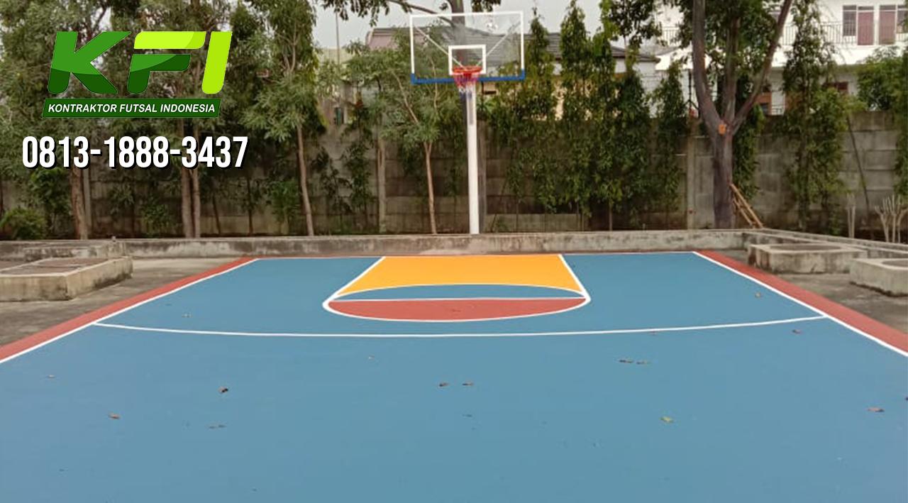 lapangan basket summarecon bekasi