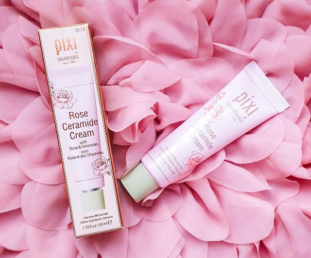 Крем за лице Pixi Rose Ceramide Cream