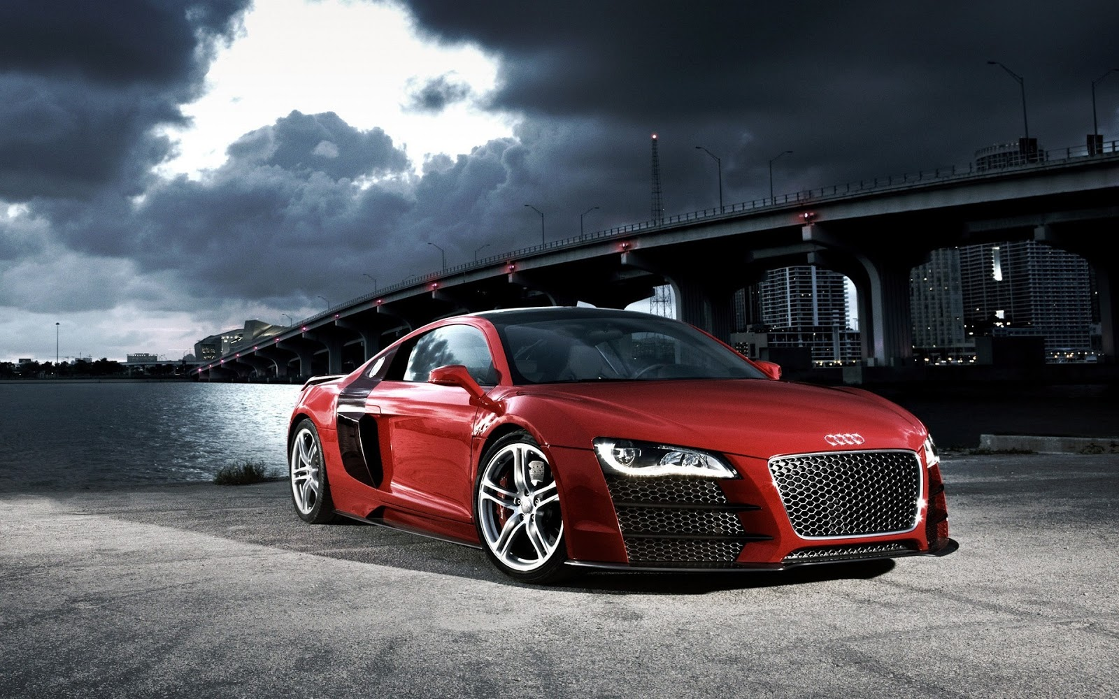 AUDI R8 HQ WALLPAPERS ~ HD WALLPAPERS