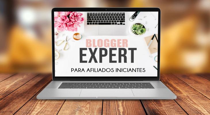Treinamento Blogger Expert