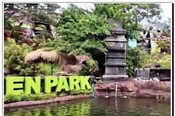 Eco Green Park : Alamat, Harga Tiket Masuk dan Wahana