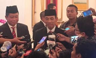 Archandra Tahar Putra Nareh Pariaman, Dilantik Jadi Wakil Mentri ESDM