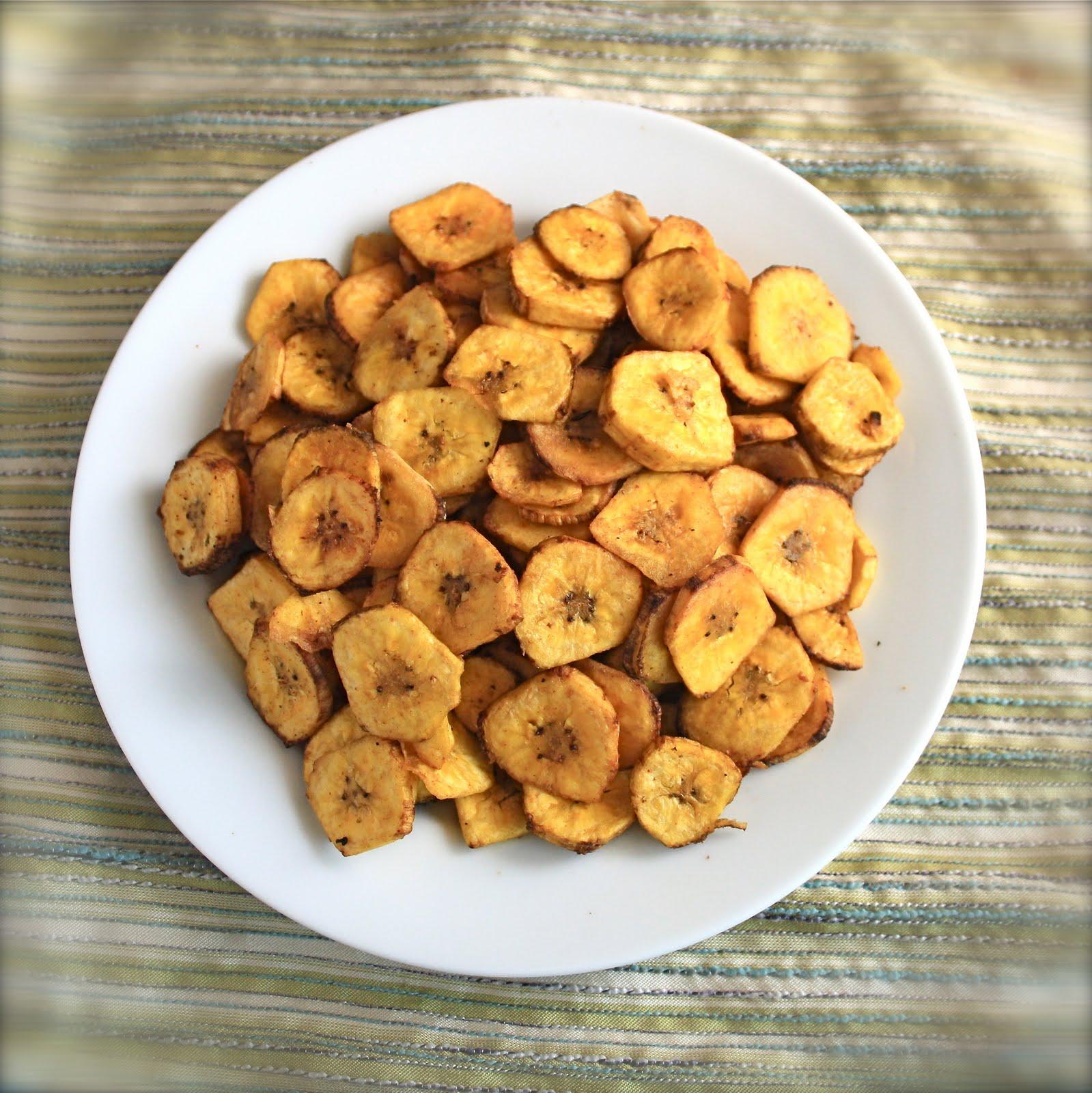 Banana Chip Muffins I