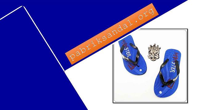 Pabrik Sandal Pria Karet Temurah    Sandal Jepit AMX Social DWS