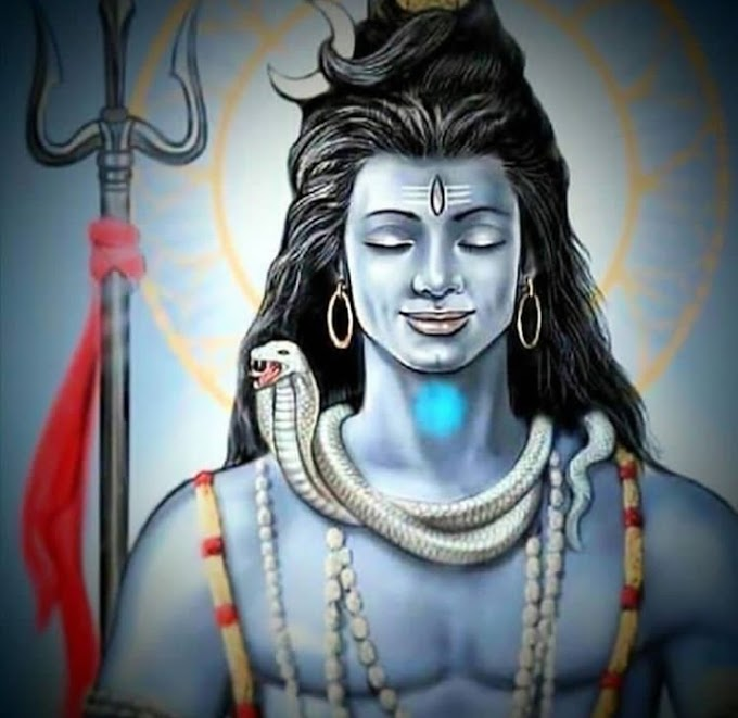 Creative Lord Shiva Images & Pictures Sharing