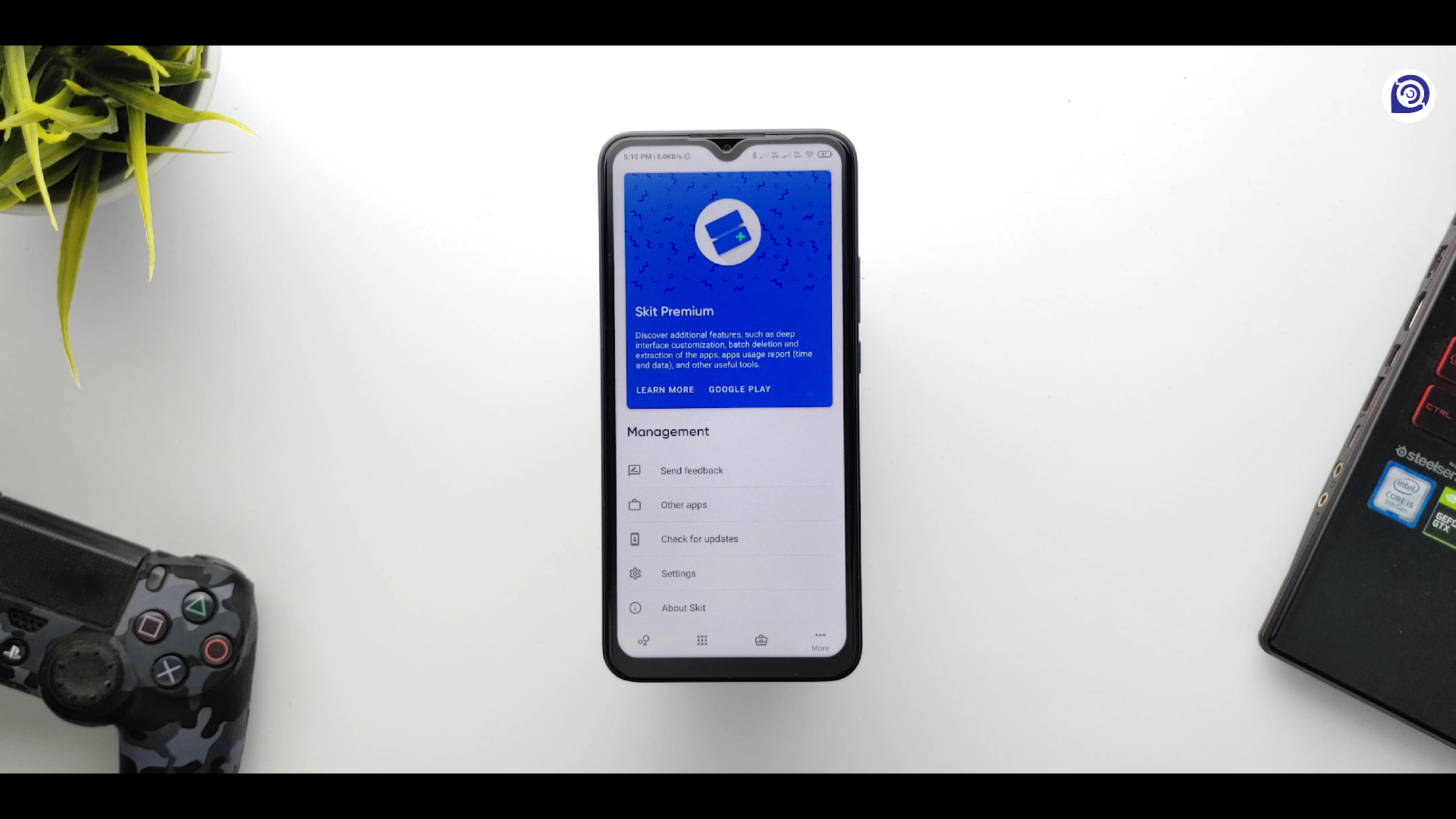 The Ultimate App Manager for Android.