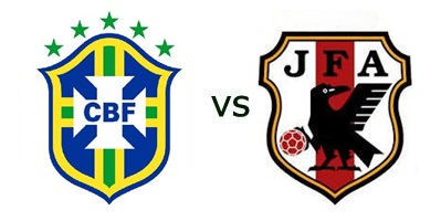 Transmision en vivo de Brasil vs Japon 2013