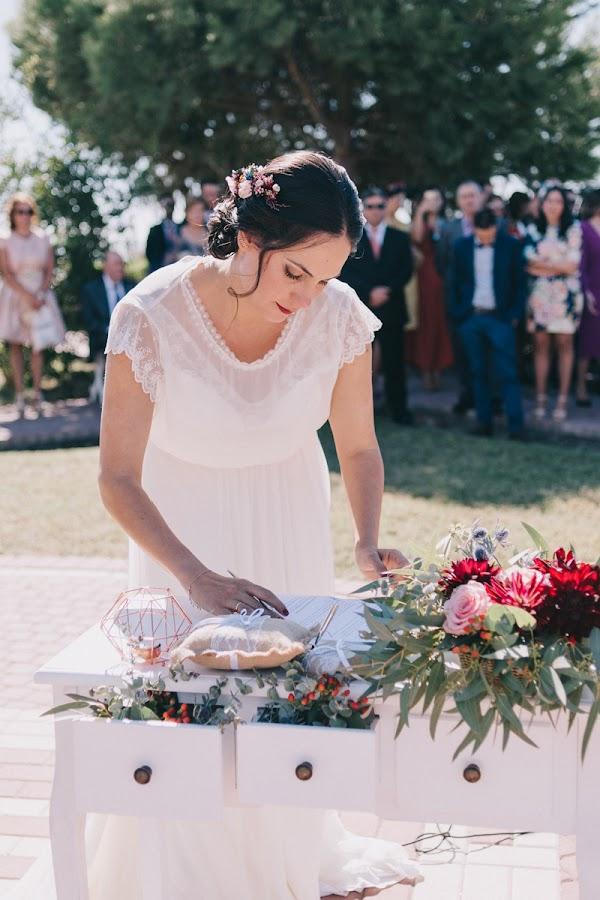 boda alcoholera de adra. decoración floral. mis secretos de boda events