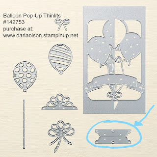 click photo to purchase gift tag die at www.darlaolson.stampinup.net